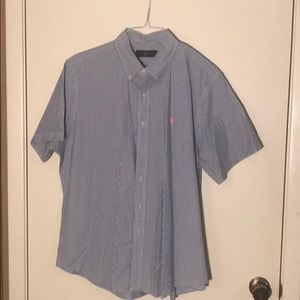 Polo Ralph Lauren Seersucker Short Sleeve
